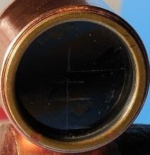 Rangefinder Lens Detail