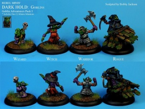 1) Adventurers Pack I with Minion