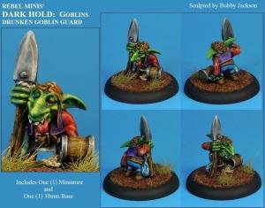 5) Drunken Goblin Guard (Corrected)