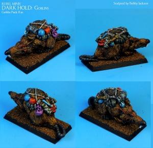 9) Goblin Pack Rat